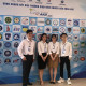 Sinh viên nghiên cứu khoa học của Trường Đại học Tài nguyên và Môi trường Hà Nội xuất sắc vào vòng chung kết và đạt giải cuộc thi Euréka lần thứ XXII - năm 2020