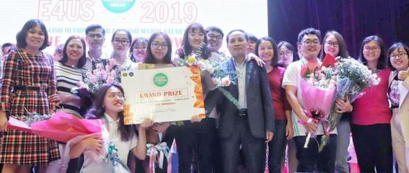 Sinh viên đạt giải